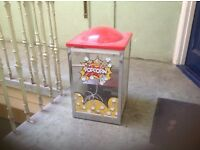 Tommy Tucker popcorn heater display stand