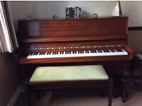 Fazer piano no duet stool. Much loved, little used and excellent condition.