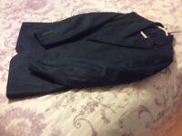 Men's Casual Jacket dark blue only worn twice