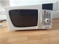 Microwave/grill combi oven