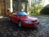 Ford Mustang V6 LHD 60000mls