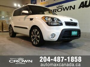 2012 Kia Soul 4U *Remote Start/Fog lights/Music activated inter
