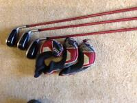 Ping G15 utility woods 17, 20, 23 degree