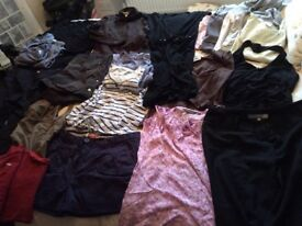 Bag of ladies 14/16 clothes. Bundle includes Next & Phase Eight