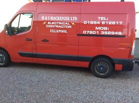 Vauxhall Movano F3500 L2H2 CDTI 125 Panel Van 41,500 miles