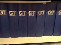 GT Purely Porsche magazines