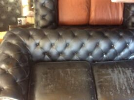 3x seater Chesterfield sofa