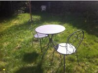 Cast garden table in Leeds West Yorkshire Stuff for Sale Gumtree
