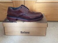 Barbour Denby Derby Brogue
