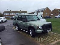 Land Rover discovery Adventurer for sale