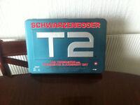 T2 Terminator vhs