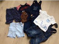 Baby boy clothes bundle 6 - 9 months