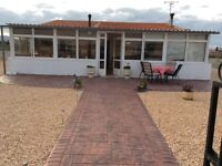 Bungalow for sale in Alicante or exchange for property in Tamworth area.