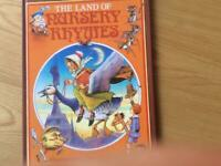 Book- The Land of NURSERY RHYMES