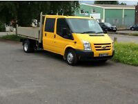 Ford transit 350 6 speed 140 brake full service history starts and drives
