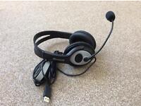 Microsoft Skype headphone