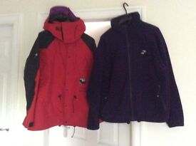 Sprayway Jackets