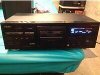 Teac v1050 cassette deck hx pro dolby