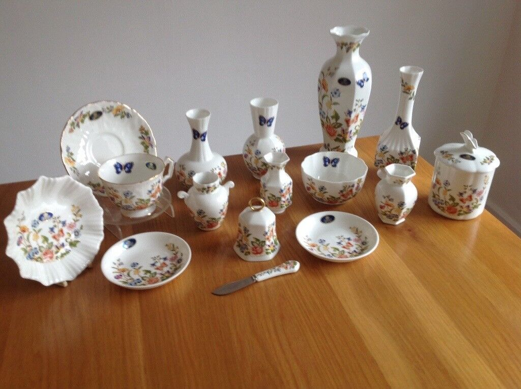 Selection of Aynsley China