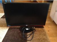 "AOC G2460VQ6 24"" LED monitor"