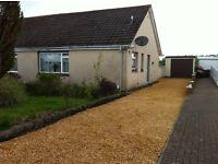 KILMAURS - 2 bedroom house for rent; £475 per month