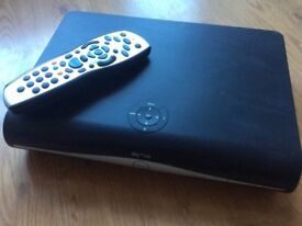 Sky +HD box and remote (box and remote only - NO leads)