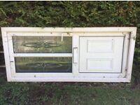 Pic double glazed front door