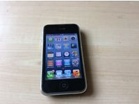 iphone 3 gs on o2 in box with charger
