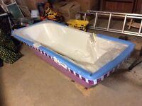 Brand new Heritage Rhyland 1700 x 700 single End bath