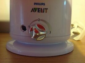 Philips Avent Bottle & Food Warmer