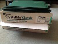 Crystalfile Suspension Files - 100 + files
