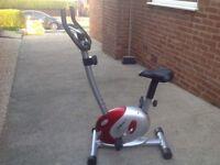 Onebody exercise bike