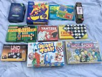 Multiple board games 2
