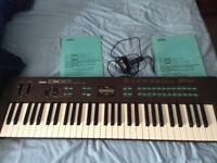 Yamaha DX27 Keyboard (FM Synthesizer)