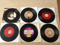 "6 x 1960's Northern Soul/Soul 7"" Vinyl Reords"
