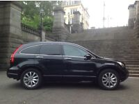 2011 Honda CR-V EX C-Dti with FSH, Sat Nav, Full Leather, New Tyres, 1yrs MOT