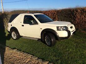 Land Rover freelander diesel td4
