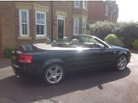 Audi Convertible, excellent condition. MOT until March 2017, FSH, must be seen.