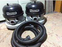 Numatic hoovers