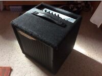 Ashdown after eight 15W bass practise amp