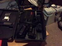 Panasonic VHS video camara M7