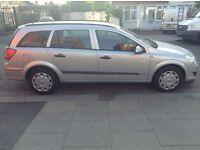 Vauxhall Astra 1.7 CDTi ecoFLEX Life 5dr (a/c) 2009