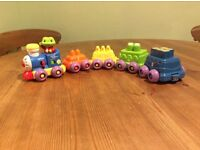 Leap Frog musical train
