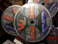Metal cutting discs stihl saw. GREAT PRICE 👀