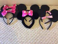 Minnie Mouse ears - 6