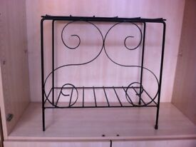 IRON BLACK COLOR RACK