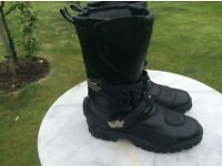 RST Adventure motorcycle boots