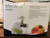 ElectriQ Masticating Slow Juicer