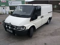 Ford transit mint like new very rare