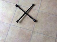 Cross wheel brace Size 22/19/13-16/17